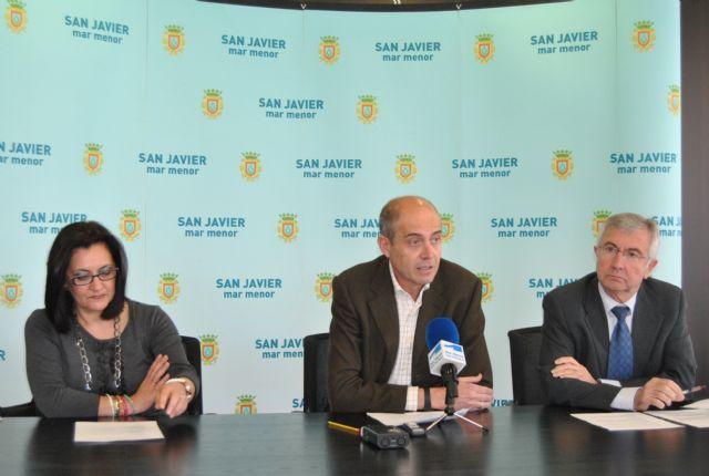 Los centros de Mayores de San Javier y Las Torres de Cotillas participan en un intercambio europeo con mayores de Portugal - 1, Foto 1