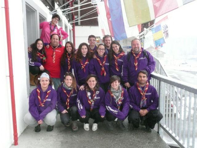 Cristina Durán, del Grupo Scout Severo Montalvo, es seleccionada como staff para el Centro Scout Internacional en Kandersteg (Suiza) - 1, Foto 1