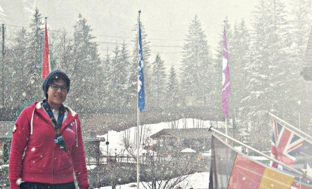 Cristina Durán, del Grupo Scout Severo Montalvo, es seleccionada como staff para el Centro Scout Internacional en Kandersteg (Suiza) - 3, Foto 3