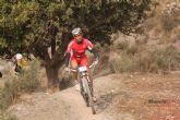 Juan Antonio Sánchez del C.C. Santa Eulalia obtuvo excelentes resultados en el campeonato regional de ciclismo adaptado