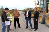 Comienzan las obras de remodelación del Camino Viejo de Puerto Lumbreras