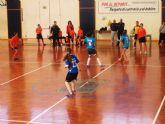 Sólo el equipo de fútbol sala infantil del 'Domingo Valdivieso' supera la jornada de Deporte Escolar