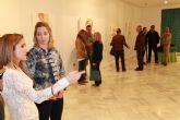 Verónica López-Briones escapa de la 'presión' a través de su arte