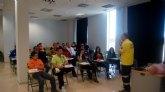Protección Civil de Torre-Pacheco ofrece cursos de formación a sus miembros