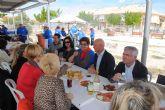 La 'Semana Cultural de Primavera' de los mayores torreños arranca con una gran comida de convivencia