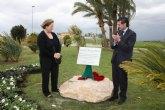 Denominada un glorieta en Torre-Pacheco en memoria de Blas Saura Peñalver