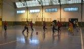 Finaliza la fase local de futbol sala alevín de Deporte Escolar con el colegio Santa Eulalia como primer clasificado