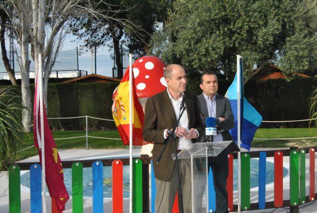 El Polideportivo de San Javier crea un ludosport y remodela la zona de piscinas y esparcimiento familiar - 1, Foto 1