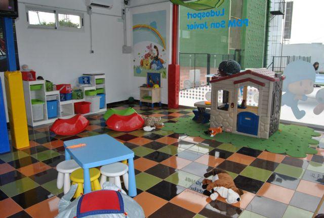 El Polideportivo de San Javier crea un ludosport y remodela la zona de piscinas y esparcimiento familiar - 3, Foto 3