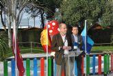 El Polideportivo de San Javier crea un ludosport y remodela la zona de piscinas y esparcimiento familiar