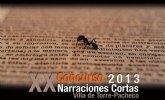 Fallados los premios del 20º Concurso de Narraciones Cortas Villa de Torre-Pacheco