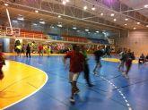 El baloncesto no es solo para los jóvenes en Las Torres de Cotillas