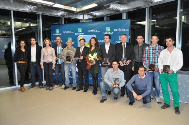 Ruralmur premia al Ayuntamiento de Bullas por su labor en pro de la promoción turística del municipio - 1, Foto 1