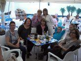 Una tarde de lo más dulce para la asociación de mujeres 'Isabel González' torreña