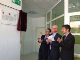 Cruz inaugura un nuevo pabellón deportivo en Las Torres de Cotillas