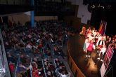 La federación THADER CONSUMO celebra el XV certamen de masas corales de la región de Murcia mañana en Alcantarilla