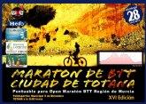 Totana acogerá el próximo 28 de abril la Marcha Btt Ciudad de Totana XVI Edición