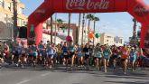 Raúl Guevara se proclama campeón en el  Regional Media Maratón que congregó a más de 400 atletas en Puerto Lumbreras