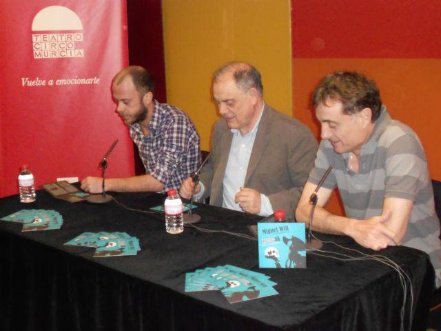 La cuarta Lectura Dramatizada de Teatro Circo Murcia se centra en el Día Internacional del Libro - 2, Foto 2
