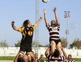 El Club de Rugby de Totana juega su último partido de liga