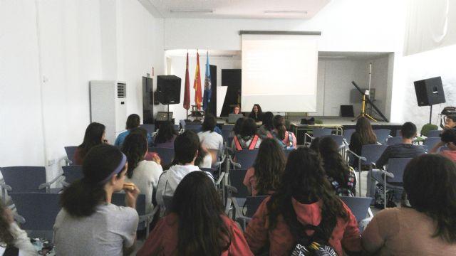 Los corresponsales juveniles llevan a sus centros toda la información sobre el programa europeo Juventud en Acción - 1, Foto 1