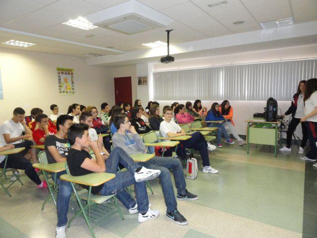 Los corresponsales juveniles llevan a sus centros toda la información sobre el programa europeo Juventud en Acción - 2, Foto 2