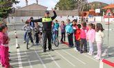 Jornadas de Seguridad Vial en los Centros Escolares de Puerto Lumbreras