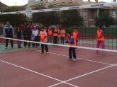 Tres centros de Mazarrón pasan a las finales del grupo I en Deporte Escolar