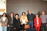 Abomar inaugura la firma de convenios de colaboración con asociaciones locales para 2013