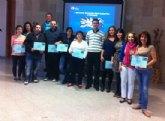 El plan de Voluntariado se amplía con 14 nuevos alumnos en los cursos básicos de formación