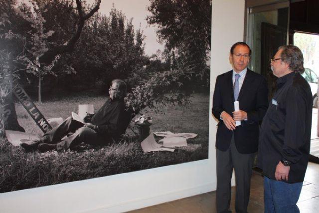 Alberto Corazón comparte con los murcianos sus 50 años de diseño - 1, Foto 1
