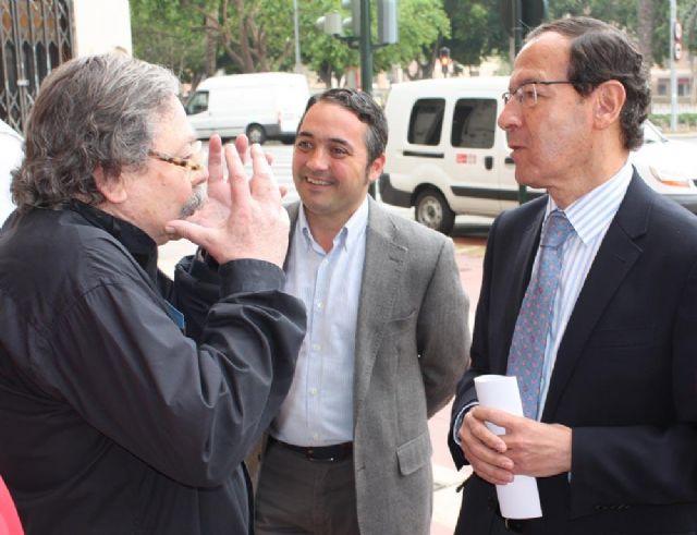 Alberto Corazón comparte con los murcianos sus 50 años de diseño - 3, Foto 3