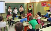 Más de 400 alumnos lumbrerenses participan en la décima 'Campaña de Absentismo Escolar'
