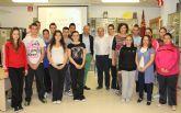 Estudiantes del IES Rambla de Nogalte crean una cooperativa a través del proyecto Empresa Joven Europea