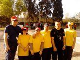 PADISITO participa en un torneo de petanca en Murcia