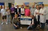 """Afemar difunde la campaña """"la salud mental también va contigo"""" en el centro médico de San Pedro del Pinatar"""