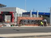 En marcha las obras de mejora del parque empresarial de Lo Bolarín