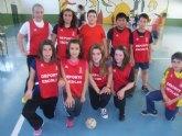 La Concejalía de Deportes organizó las semifinales de la fase intermunicipal de los deportes de equipo benjamín y alevín de Deporte Escolar
