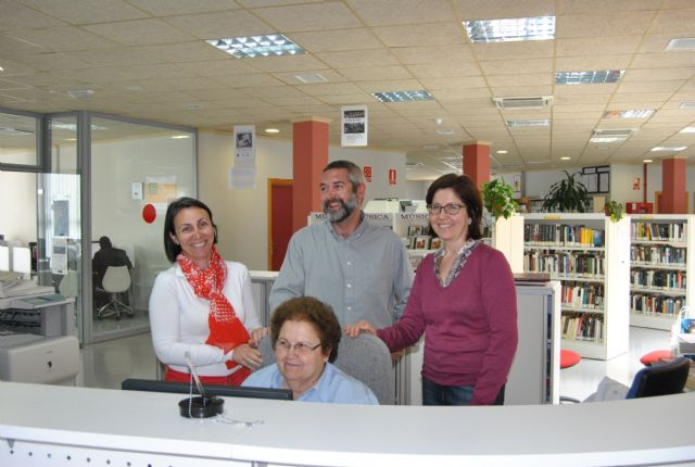 La biblioteca de San Javier, cada día más pública - 1, Foto 1