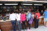 Inaugurada la I Feria del Libro de Torre-Pacheco