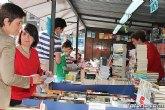 Cuatro librerías de Totana participan en la Feria del Libro