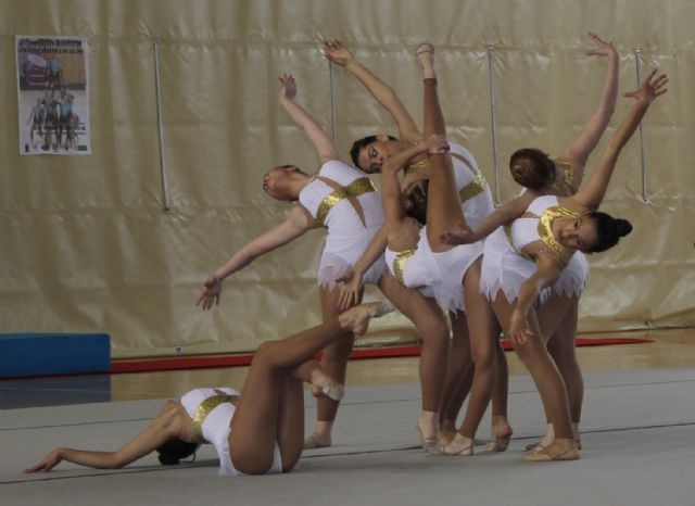 Más de 120 gimnastas en el III Campeonato Regional de Gimnasia Estética de Grupo - 2, Foto 2