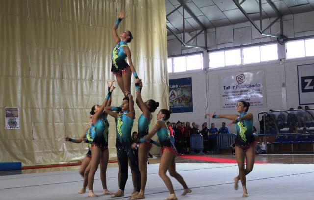 Más de 120 gimnastas en el III Campeonato Regional de Gimnasia Estética de Grupo - 3, Foto 3