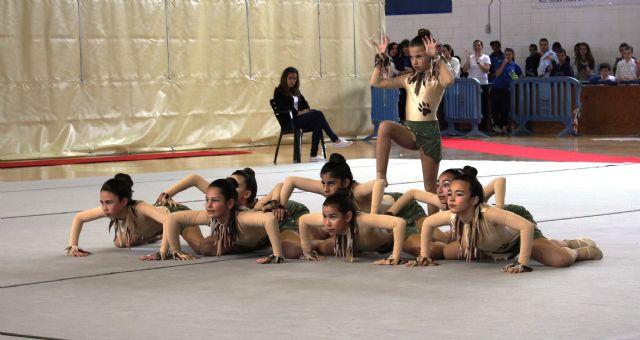 Más de 120 gimnastas en el III Campeonato Regional de Gimnasia Estética de Grupo - 4, Foto 4