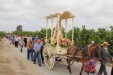 Romería en Honor a la Virgen del Rocío en Puerto Lumbreras