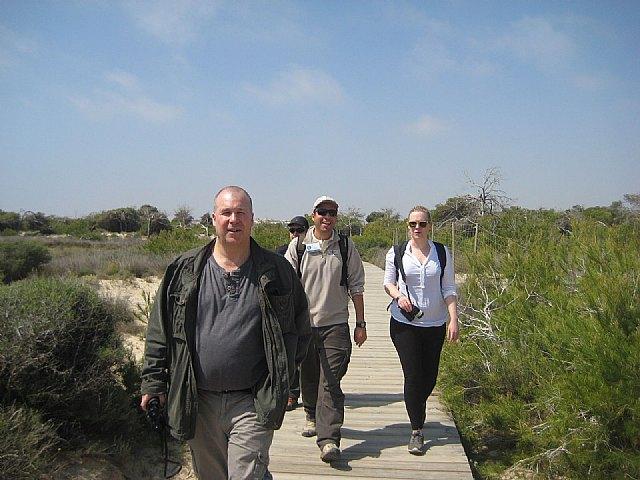Tour operadores británicos especializados en turismo activo visitan San Pedro del Pinatar - 2, Foto 2