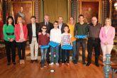Reconocimiento deportivo para Natalia Aznar, Pablo Méndez, Ismael Belhaki y Miguel Ortiz
