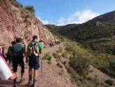 El pasado domingo 21 de Abril el club senderista de Totana realizó una nueva ruta programada en su calendario de actividades