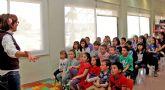 Puerto Lumbreras fomenta la lectura coincidiendo con el Día Internacional del Libro