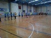 UCAM Ademur gana el play off de balonmano 2ª nacional masculino celebrado en Roldán